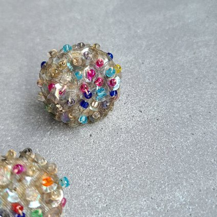1960's UK Earrings(1960年代 イギリス イヤリング)