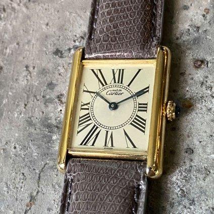 Cartier MUST TANK Oparan(カルティエ マスト タンク オパラン)LM
