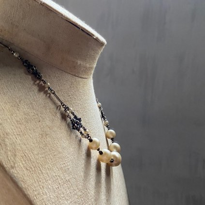 1940's Louis Rousselet Necklace( 1940年代 ルイ ロスレー ネックレス)
