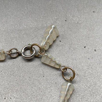 1940's Louis Rousselet Triangle Necklace( 1940年代 ルイ ロスレー トライアングル ネックレス)