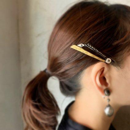 1930's French Auguste Bonaz Hair Clip(1930年代 フランス オーギュスト・ボナーズ ヘアピン)DEAD STOCK