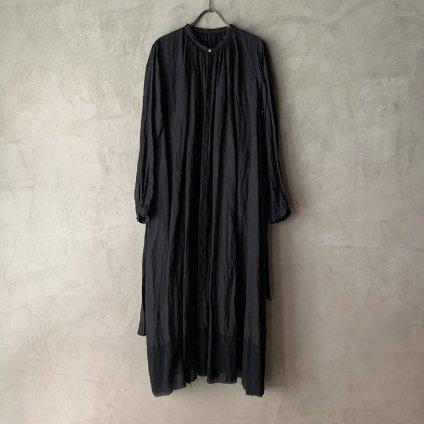 suzuki takayuki flared dress(スズキタカユキ フレアドドレス)Khaki