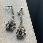 1930's Filigree Earrings( 1930年代  フィリグリー イヤリング)