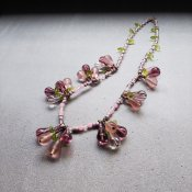 1930's Glass Necklace(1930年代 ガラス ネックレス)