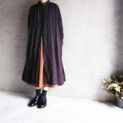 ikkuna/suzuki takayuki top coat(イクナ/スズキタカユキ トップコート)Charcoal Gray