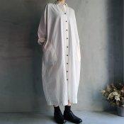 CHRISTIAN PEAU CP EASY DRESS(クリスチャン ポー イージードレス)WHITE