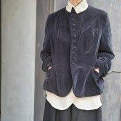 HALLELUJAH 9, Veste de Berger 1890(ハレルヤ 1890年代 羊飼いのジャケット)Black