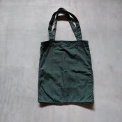 CHRISTIAN PEAU CP COTTON BAG(クリスチャン ポー コットンバッグ) DOTS AND STRIPES  KALE