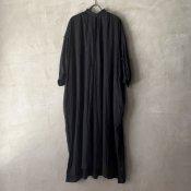 suzuki takayuki peasant dress(スズキタカユキ ペザントドレス)Black