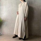 suzuki takayuki peasant dress(スズキタカユキ ペザントドレス)Nude