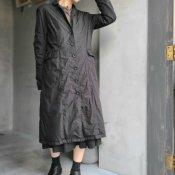 CHRISTIAN PEAU CP LT LONG JKT women(クリスチャン ポー ロングジャケット レディース)BLACK