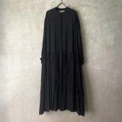 <img class='new_mark_img1' src='https://img.shop-pro.jp/img/new/icons13.gif' style='border:none;display:inline;margin:0px;padding:0px;width:auto;' />suzuki takayuki dropped torso dress(スズキタカユキ ドロップドトルソードレス)Black