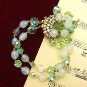 1950-60's Glass Bracelet(1950-60年代 ガラス ブレスレット)