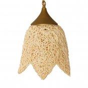 Antique Spaghetti Lamp