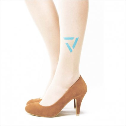 <img class='new_mark_img1' src='https://img.shop-pro.jp/img/new/icons20.gif' style='border:none;display:inline;margin:0px;padding:0px;width:auto;' />【半額】proef  Stockings Triangle point