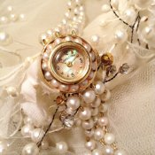 LUCIEN PICCARD PEARL WATCH (ルシアン ピカール パールウォッチ)