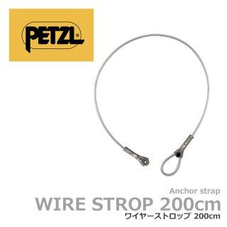 ペツル ワイヤーストロップ 200cm G200AA03