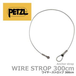 ペツル ワイヤーストロップ 300cm G200AA04
