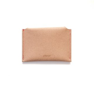 Planar / Envelope Small / Red Stitch
