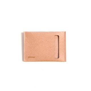 Wallet S -Natural Plain-