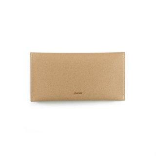 Wallet L -Natural -