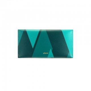 Wallet L -Tones Green-