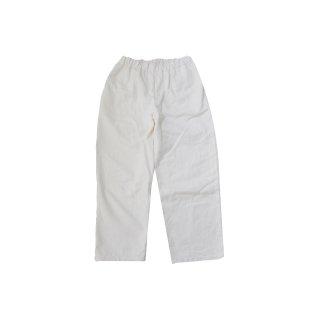 jiji / デニムカディパンツ / OFF WHITE
