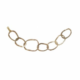 Maria Solorzano / arandelas chain bracelet