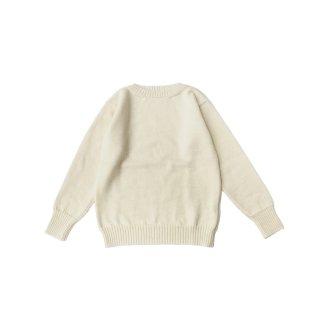 jiji/ ウールニット / Off White