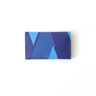 Wallet P -Blue Tones-