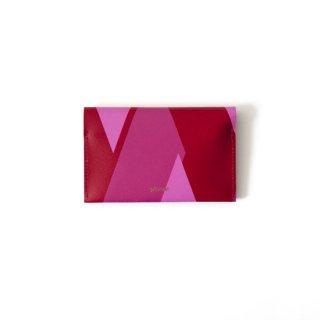 Wallet P -Pink Tones-