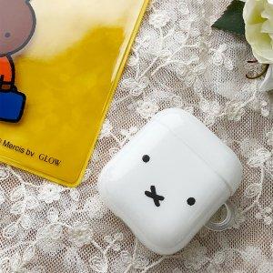 【ゆうパケ】【ミッフィー】miffy AirPodsソフトケース
