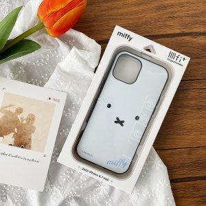 【ゆうパケ】【ミッフィー】【iPhoneケース】miffy iPhone12ProMax対応ケース