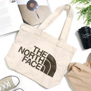 【ゆうパケ】【THE NORTH FACE】ユニセックス対応◆ノースフェイス コットントートバッグ