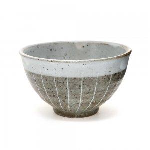 【CASA & CASA】日本製 六魯・rokuro 細手動 茶碗