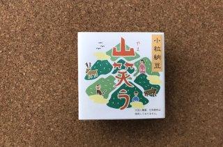 無農薬栽培 熊本県産小粒大豆使用 山笑う 50g×2パック タレ付き