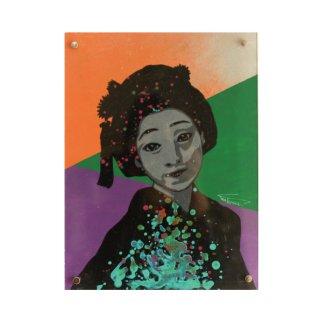 ネオ美人画・加代-Kayo-