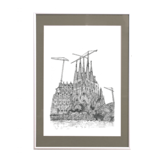 Sagrada Familia/ セミオーダー