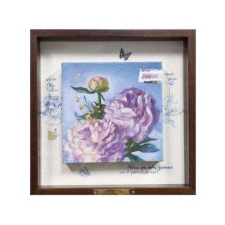 枯れない花ーCobalt violetー