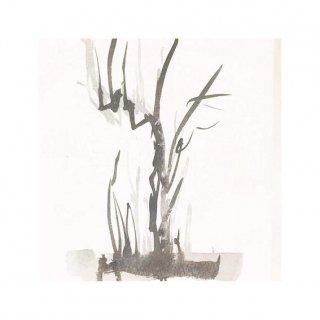 街路樹のためのドローイング 水墨の場合#2(M)