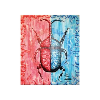カブトムシ(RED&BLUE)