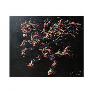Live Paint - Pegasus