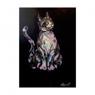 Live Paint - Cat