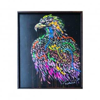 Live Paint - Eagle