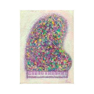 pastel rose piano(M)