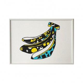 くろいバナナ(A3/A2)