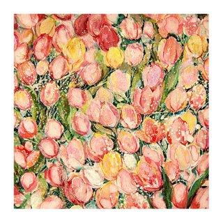 受注制作 『チューリップの花』アートジークレー