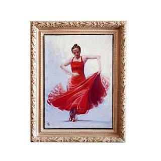 フラメンコ、赤い情熱