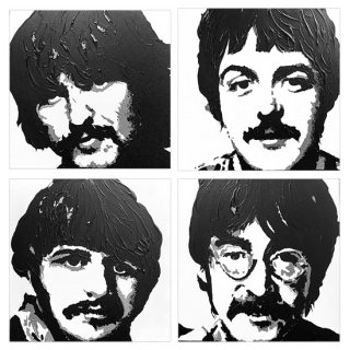 Inspire Series The Beatles(4枚セット)(レンタル中)