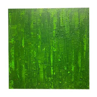 ABSTRACT EXPRESSIONISM GREEN(M) (レンタル中)
